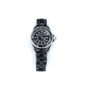 Chanel J12 Quartz 33mm Ladies Watch