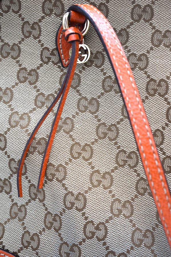 Gucci GG Monogram Structured Tote Bag_Detail