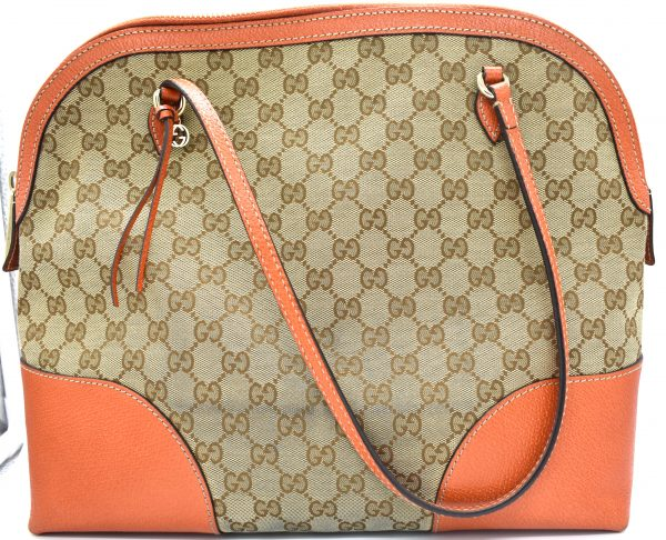 Gucci GG Monogram Structured Tote Bag_Front