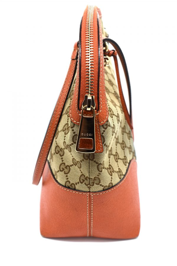 Gucci GG Monogram Structured Tote Bag_Side