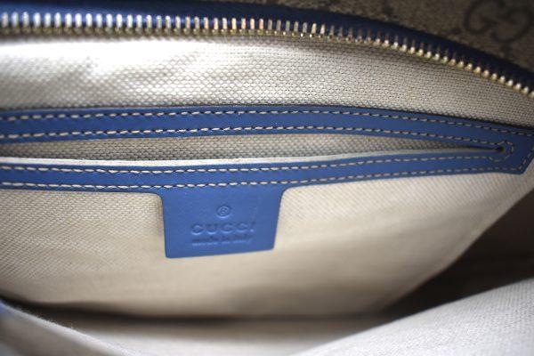 Gucci GG Stars Monogram Messenger Bag_InteriorDetail