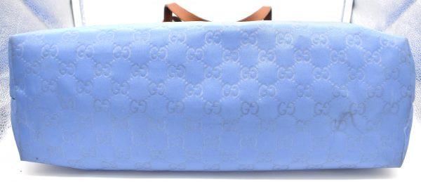 Gucci Nylon Guccissima Tote Bag_Bottom