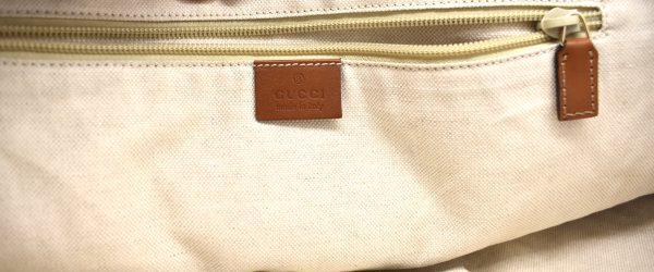Gucci Nylon Guccissima Tote Bag_ZipperedPocket