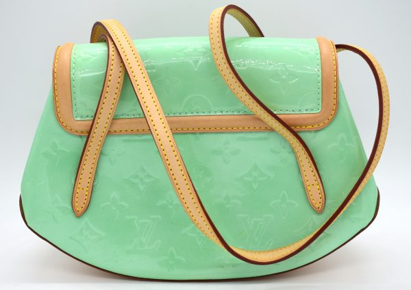 Louis Vuitton Biscayne Bay PM Monogram Vernis Shoulder Bag_Back