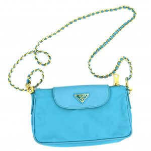 Prada Nylon Mini Shoulder Bag