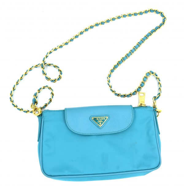 Prada Nylon Mini Shoulder Bag