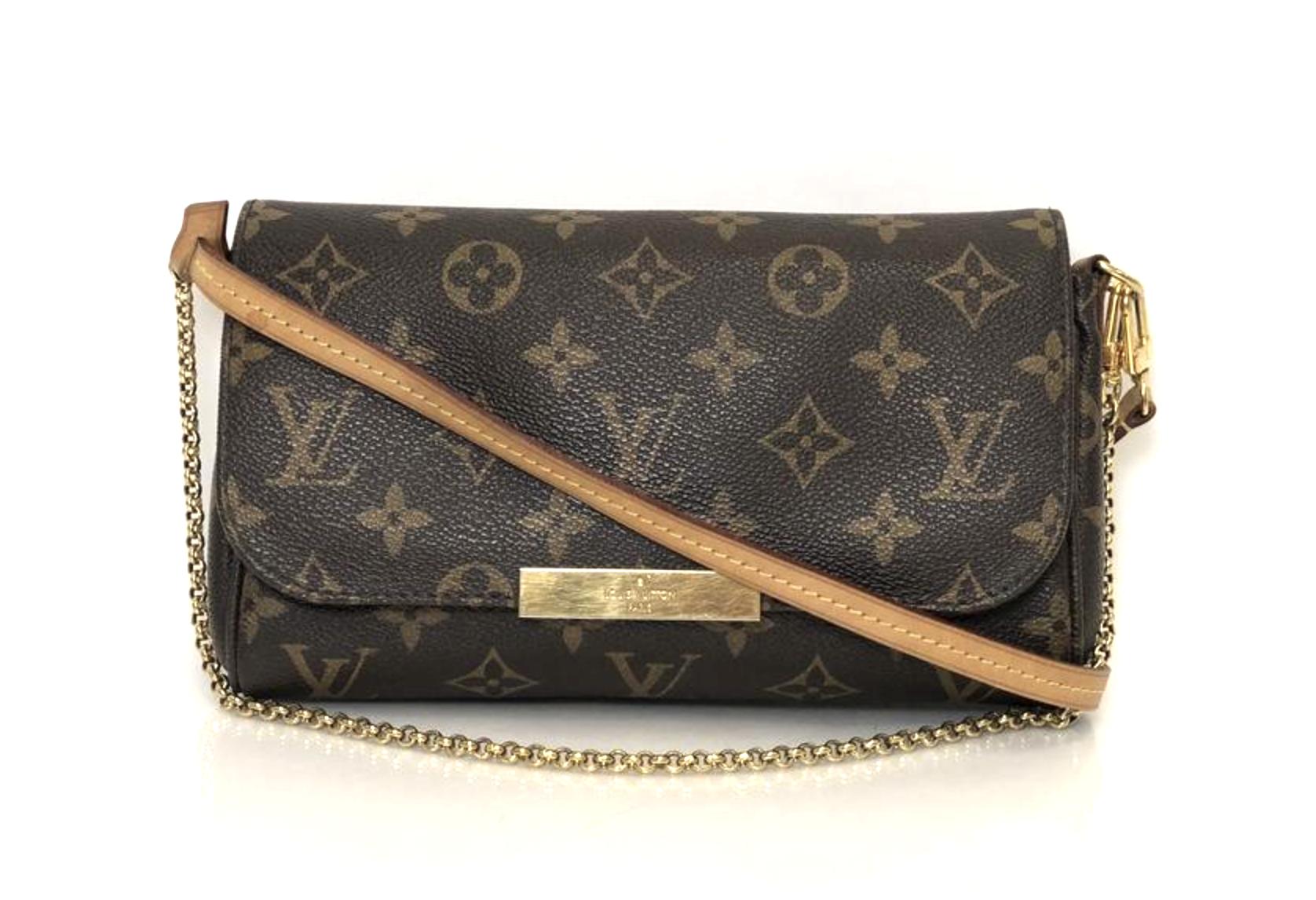 688fc6d596c Louis Vuitton Monogram Favorite PM Shoulder Bag