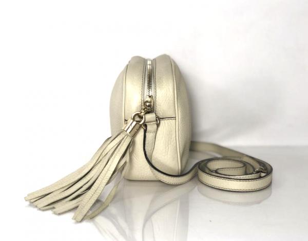Gucci Soho Small Leather Disco Bag_Side