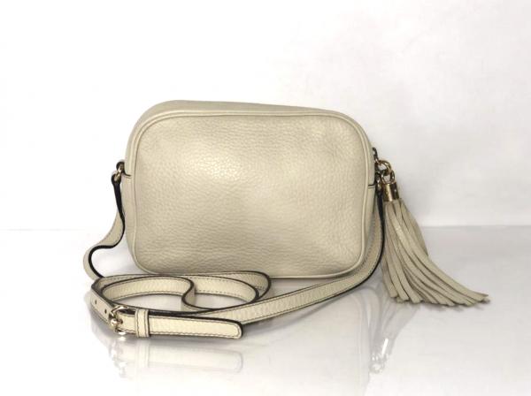 Gucci Soho Small Leather Disco Bag_Back